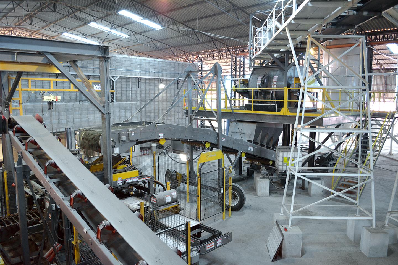 Concrete Batching And Mixing Columbia Machine