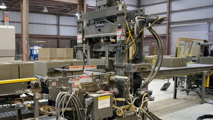 Concrete Product Machines And Solutions Columbia Machine
