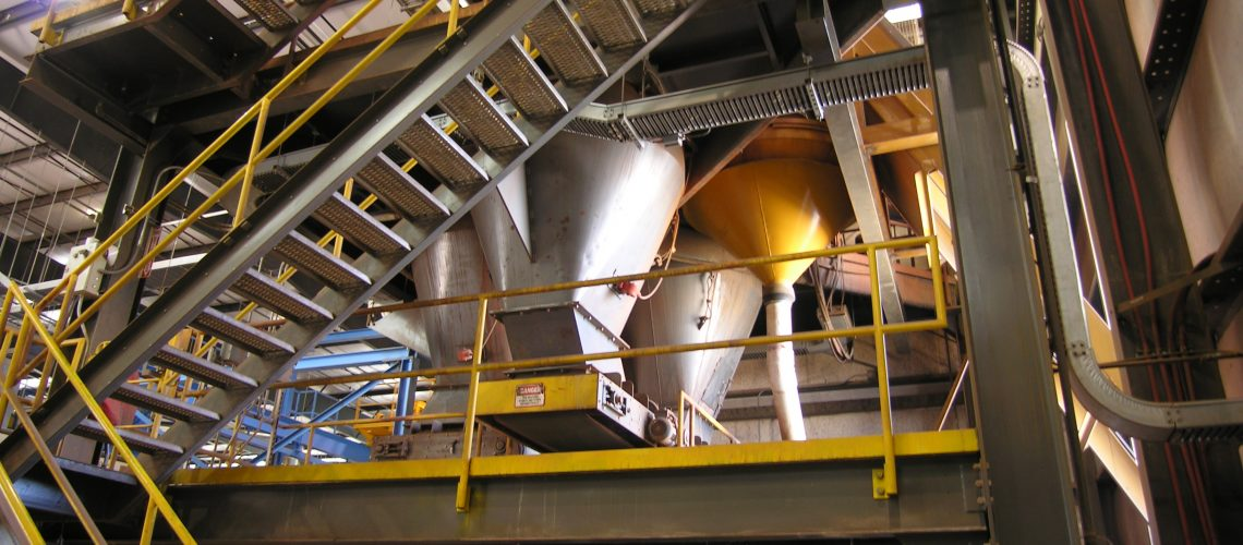 Concrete Batching And Mixing Columbia Machine