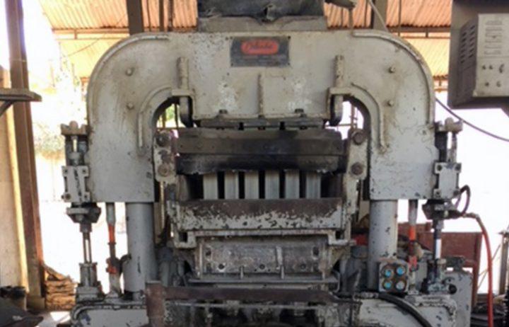 Ladrillería San Pablo: Buried Machine
