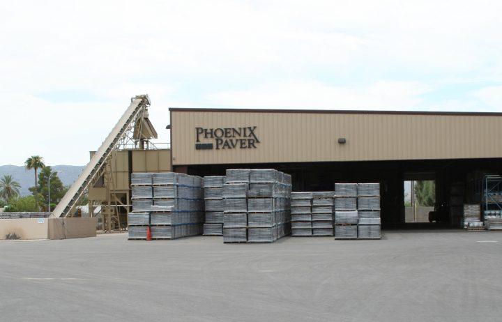 Phoenix Paver