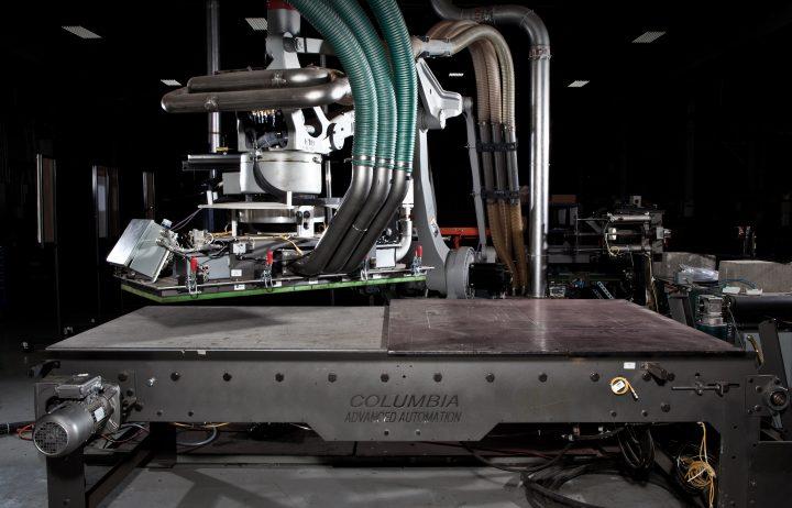 Robotic Solutions Advance Concrete Production
